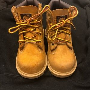 Baby Timberland Brown Boots